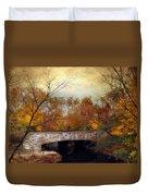 Country Bridge Duvet Cover