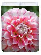 Dahlia Named Hawaii Duvet Cover