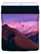 Denali National Park Duvet Cover