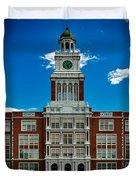 Denver's East High School Duvet Cover