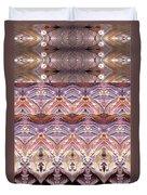 Desert Painting Duvet Cover