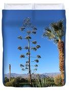 Desert Willow Golf Resort Duvet Cover