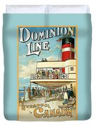 Dominion Line Duvet Cover