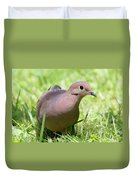 Dove Duvet Cover