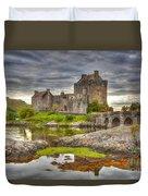 Eilean Donan Duvet Cover