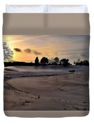 Ellis Park - Cedar Rapids, Ia Duvet Cover