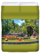Chihuly Exhibition In The Atlanta Botanical Garden. #02 Duvet Cover