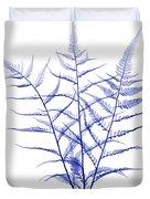 Fern, X-ray Duvet Cover