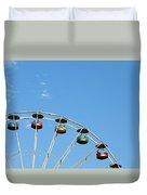 Ferris Wheel  Duvet Cover