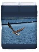 Flying Eagle. Duvet Cover