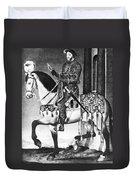 Francis I (1494-1547) Duvet Cover