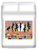 Fun Time Duvet Cover