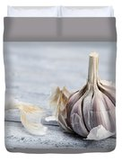 Garlic Duvet Cover