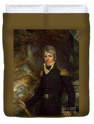 General Andrew Jackson Duvet Cover