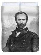 General Sherman Duvet Cover by War Is Hell Store