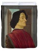 Giuliano De' Medici Duvet Cover