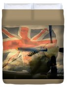 Grace Spitfire Ml407 Duvet Cover