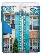 Gramercy House Duvet Cover