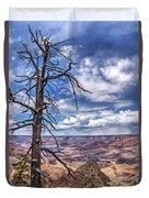 Grand Canyon National Park - South Rim Duvet Cover