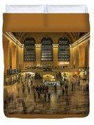 Grand Central Station Duvet Cover