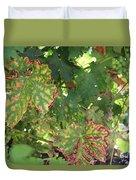 Grape Vine Duvet Cover