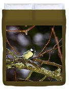 Great Tit Duvet Cover