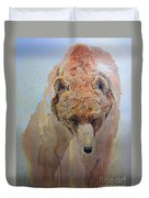 Grizzly Duvet Cover
