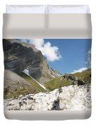 Grossglockner Duvet Cover