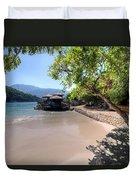 Haiti Duvet Cover