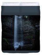 Hemlock Falls Duvet Cover