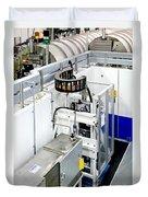 Hfir, Imagine Diffractometer Duvet Cover
