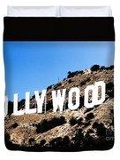 Hollywood Duvet Cover