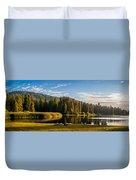 Hume Lake Duvet Cover