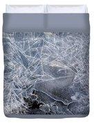 2. Ice Pattern 1, Corbridge Duvet Cover