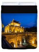 Imperial Citadel Of Hanoi Duvet Cover