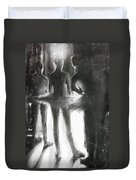 In The Wings Duvet Cover