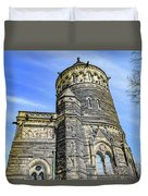 James A. Garfield Memorial Duvet Cover