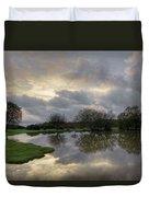 Janesmoor Pond - New Forest Duvet Cover