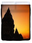 Java, Prambanan Duvet Cover