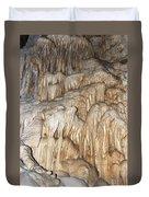 Javoricko Stalactite Cave Duvet Cover