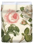 Kinds Of Roses Duvet Cover