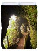 Levada Da Serra Do Faial, Madeira Duvet Cover