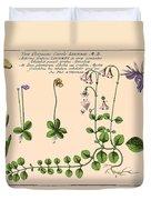 Linnaea Borealis, Linnaeuss Favorite Duvet Cover