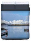Loch Leven - Scotland Duvet Cover