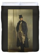 Lord Ribblesdale Duvet Cover