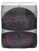 Map Of The Entire Universe Superclusters And Voids Duvet Cover