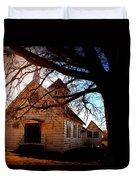 Marsh Berea Church Duvet Cover