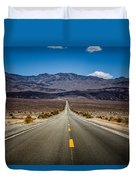 Miles To Anywhere Duvet Cover