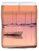 Misty Morning Osterville Cape Cod Duvet Cover