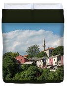 Mostar, Bosnia And Herzegovina Duvet Cover